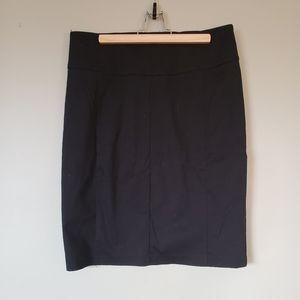 💝2 for $20💝 Ricki's sz 12 black penic skirt